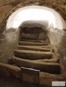 Lande SPA  catacombe